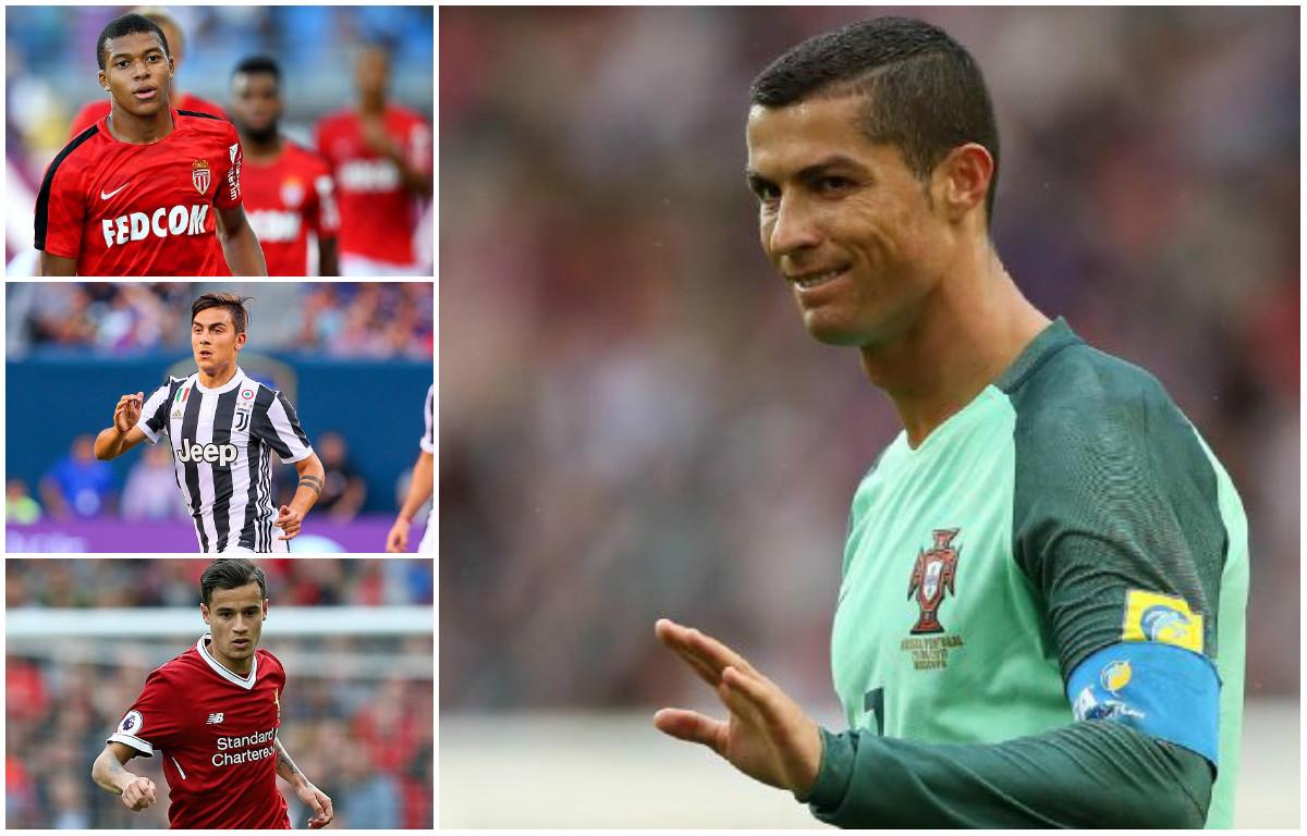 Điểm mặt 6 ngôi sao khiến Barcelona quên đi Neymar…trừ Ronaldo