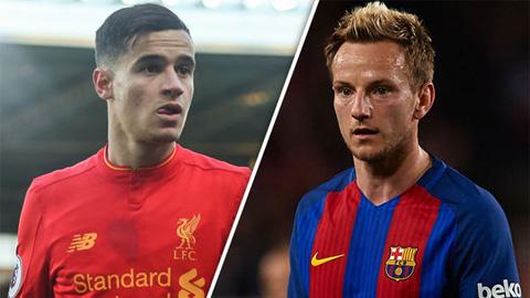 """TIN CHUYỂN NHƯỢNG 13/08: Barca quyết định dùng sao """"tế thần"""" vụ Coutinho"""