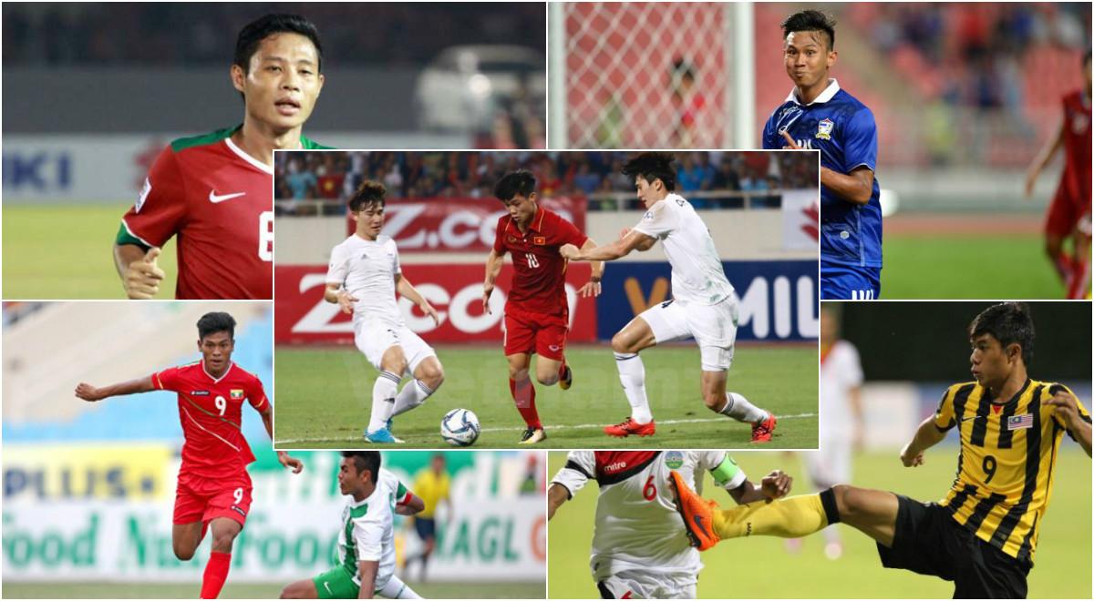 Điểm mặt 5 cầu thủ đáng xem nhất tại SEA Games 29