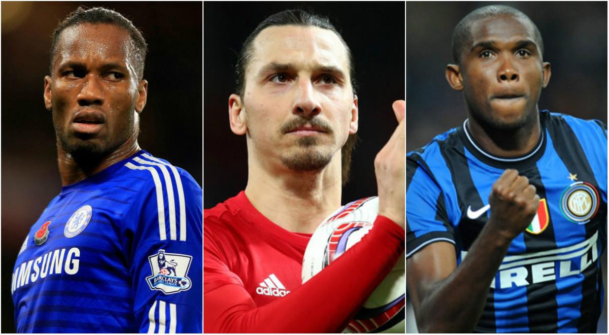 Đội hình các bản hợp đồng thành công nhất trong sự nghiệp Mourinho