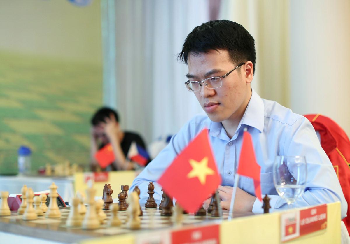 Thắng kỳ thủ số 3 thế giới, Lê Quang Liêm sẵn sàng thách thức Vua cờ