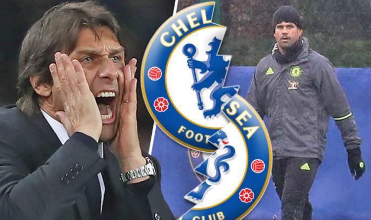 Diego Costa: ' Chelsea xem tôi như tội phạm vậy'