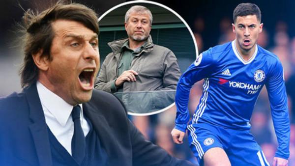 Conte thừa nhận khó giữ chân ngôi sao số 1 của Chelsea