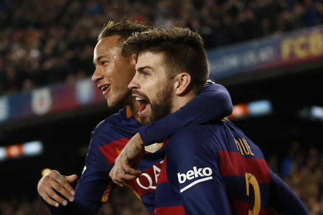 Pique tiết lộ SỐC về vụ Neymar sang PSG