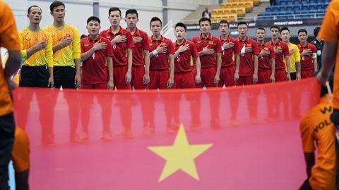 Ngược dòng đánh bại Indonesia, Futsal Việt Nam sáng cửa giành HCB
