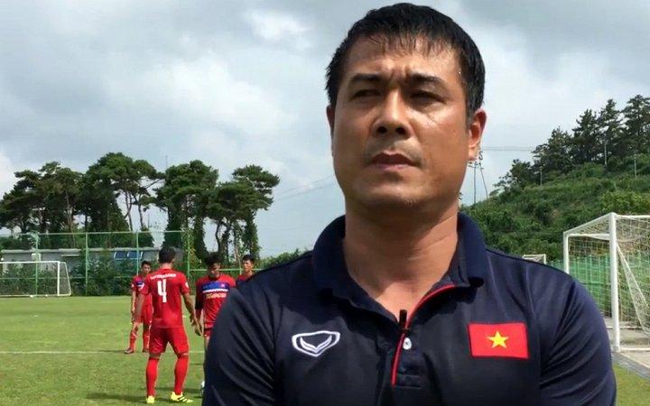 HLV Hữu Thắng tiết lộ tiêu chí tuyển chọn cầu thủ dự SEA Games 29