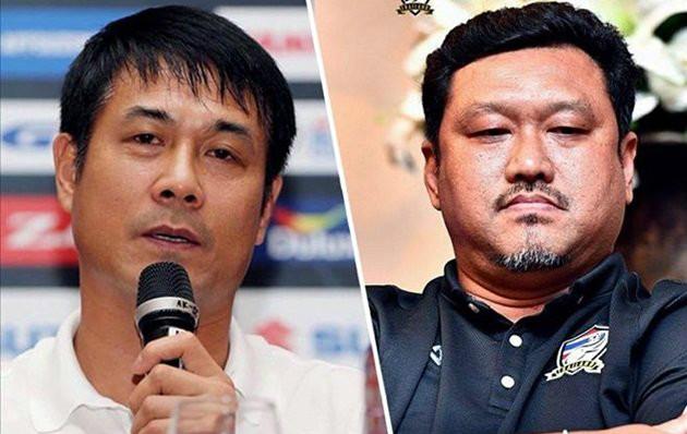 Hữu Thắng bất ngờ nhận được lời thách đấu từ HLV trưởng U22 Thái Lan