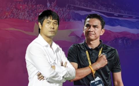 TOP 15 HLV xuất sắc nhất Đông Nam Á: HLV Hữu Thắng bất ngờ vượt mặt Kiatisak