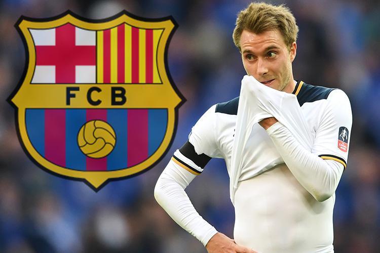 TIN CHUYỂN NHƯỢNG ngày 12/8: Barcelona bất ngờ chuyển hướng sang Eriksen