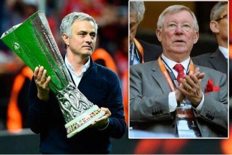 Hoàn tất bộ tứ nguyên tử, M.U của Mourinho tham vọng ăn ba như thời Sir Alex