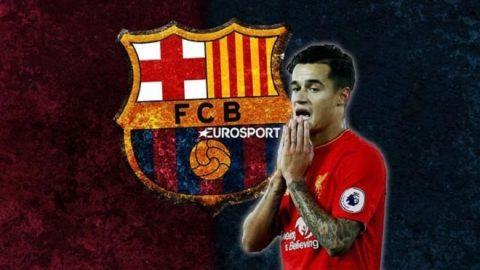 NÓNG: Barca quyết tâm chiêu mộ Coutinho với giá khủng