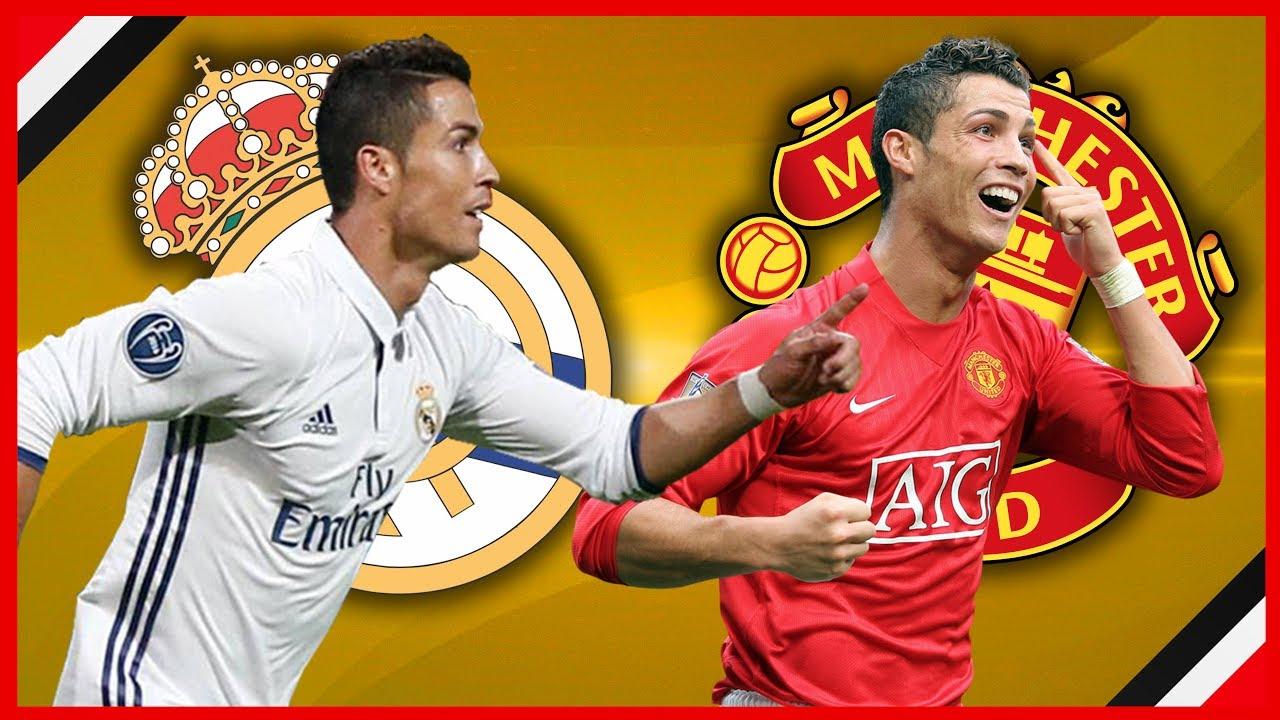Ronaldo, Beckham và những ngôi sao nổi tiếng từng khoác áo cả MU và Real