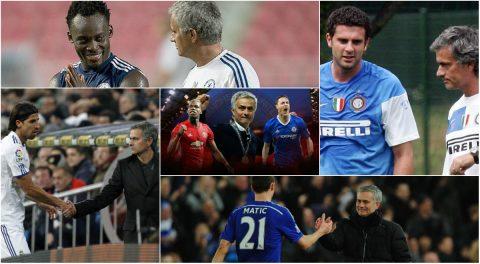 Nemanja Matic và những tấm lá chắn thép của Mourinho