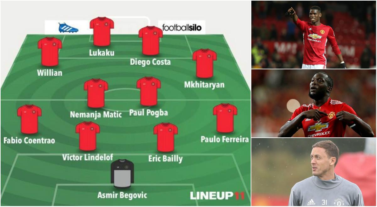 Đội hình ngôi sao đắt giá nhất sự nghiệp cầm quân của Mourinho