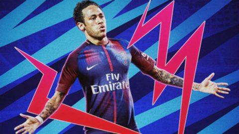 Neymar mặc áo số 10, thu nhập 'siêu khủng' ở PSG