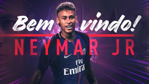 """PSG CHÍNH THỨC kích nổ bom tấn Neymar, """"phá sâu"""" kỷ lục chuyển nhượng"""