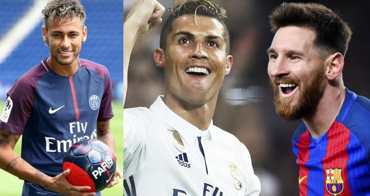 TOP 10 ứng cử viên cho Chiếc giày vàng châu Âu 2017/18: Neymar thách thức Messi, Ronaldo