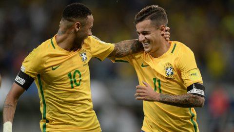 Không phải Barca, bộ đôi Neymar và Coutinho bất ngờ tiết lộ đội bóng trong mơ của mình