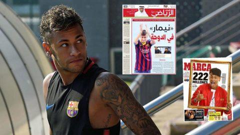 Xác định thời điểm 'bom tấn' Neymar phát nổ