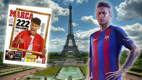 Siêu bom tấn Neymar sẽ phát nổ trong 48 giờ tới