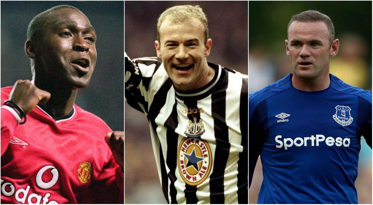 Điểm mặt 10 tiền đạo xuất sắc nhất lịch sử NHA: Chờ Rooney soán ngôi Alan Shearer