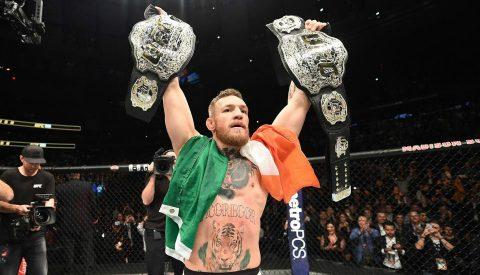 Tự tin đánh bại Mayweather, McGregor tuyên bố mở tiệc mừng chiến thắng