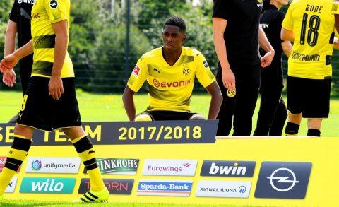Bỏ tập không nghe điện thoại, sao trẻ Dortmund dính nghi án nổi loạn