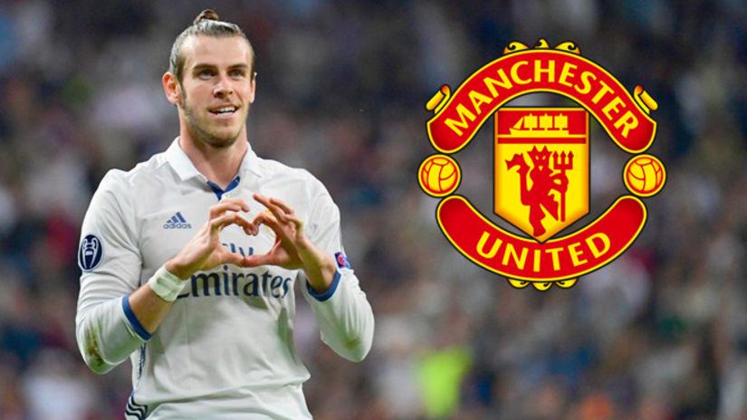 'Gareth Bale sẽ đưa Man United đến với các danh hiệu'