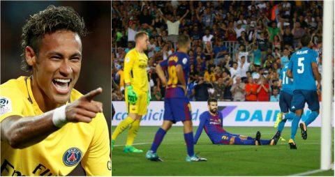 Nhìn Barca bị Real nghiền nát trong ngày PSG đại thắng, Neymar phát biểu cực phũ phàng khiến các Cules nhói lòng