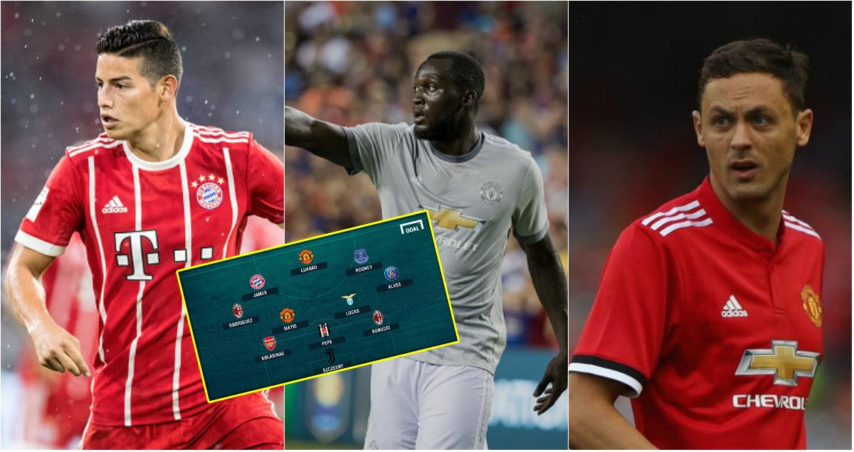 Đây là đội hình siêu khủng PSG có thể mua bằng tiền chiêu mộ Neymar