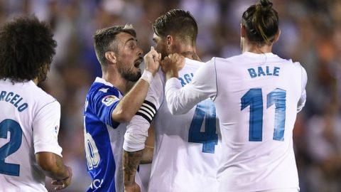 Nhận thẻ đỏ trận khai màn La Liga, Ramos ghi danh lịch sử theo cách không ai muốn