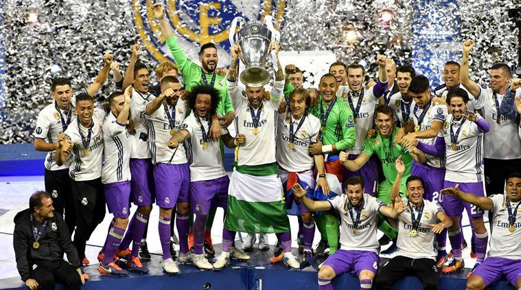 Đề cử danh hiệu cá nhân Champions League: Real thống trị tuyệt đối