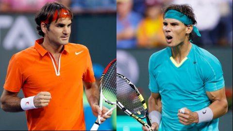 Federer và Nadal có chiến thắng dễ dàng tại vòng 2 Rogers Cup