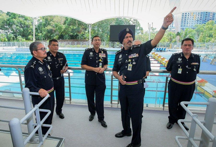 Hơn 7000 cảnh sát được huy động cho chiến dịch bảo vệ an ninh tại SEA Games 29
