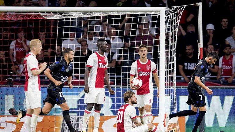 Lượt về vòng sơ loại thứ 3 Champions League: Ajax bị loại, Celtic đi tiếp