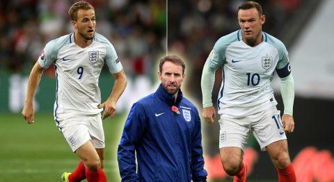Sau Rooney, ai sẽ là người tiếp quản băng thủ quân ĐT Anh?