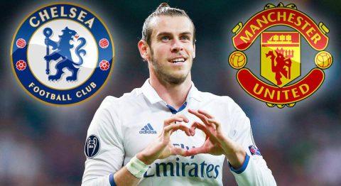 """Man United và Chelsea thêm lần nữa đại chiến …vì 'SAO"""" Real"""