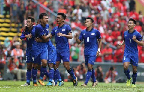 Kết quả U22 Thái Lan vs U22 Myanmar: Ôm hận ở những phút bù giờ