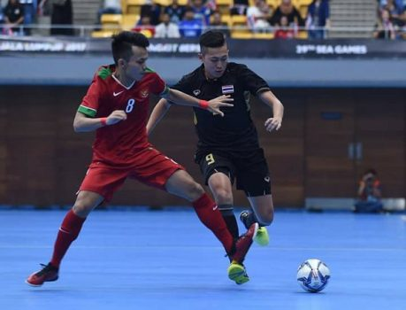 Futsal Thái Lan thua sốc trước Indo, cơ hội mở ra cho Việt Nam