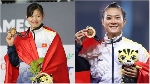 5 gương mặt làm 'rạng danh' thể thao Việt Nam tại SEA Games 29: Ánh Viên là số 1