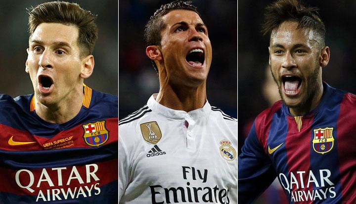 Đến PSG, Neymar có thể vượt qua cái bóng khổng lồ của Messi và Ronaldo?