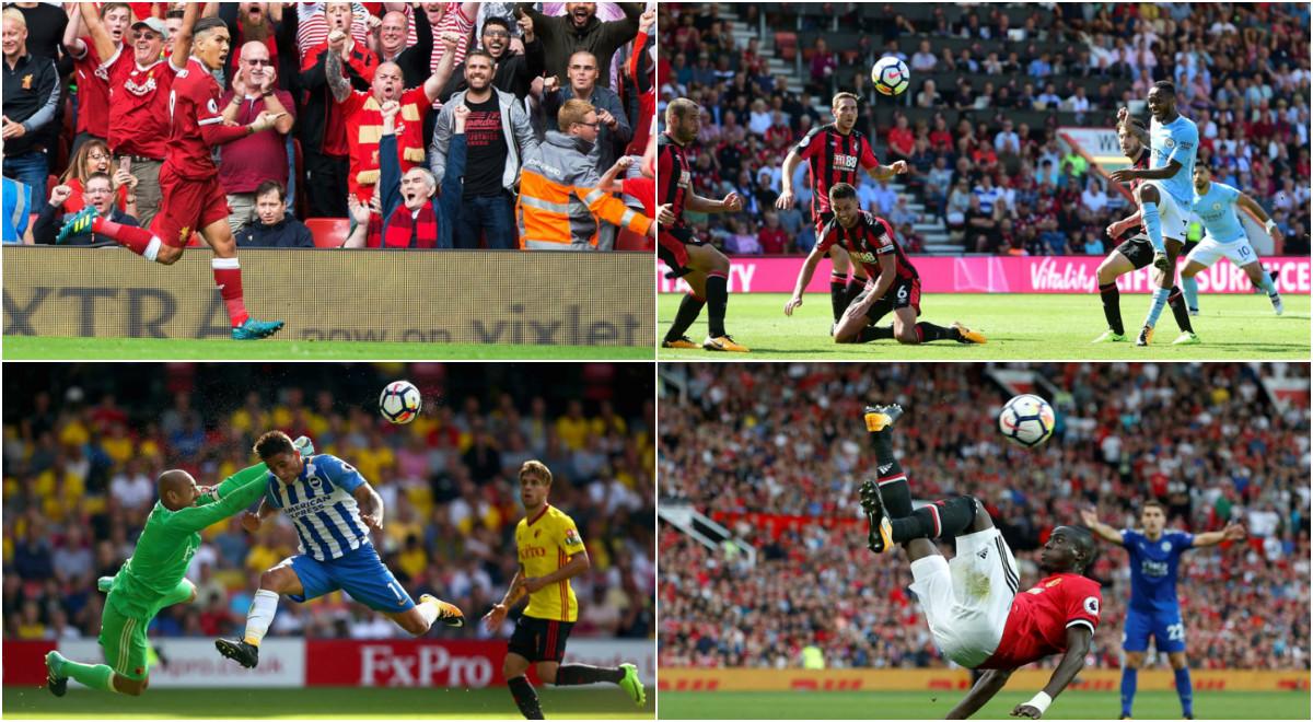 Nhìn lại 12 khoảnh khắc đẹp nhất vòng 3 Premier League