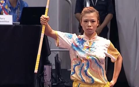 Wushu tiếp tục mang về tấm HCV thứ 2 cho đoàn TTVN tại SEA Games 29