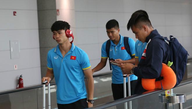 U22 Việt Nam nhọc nhằn với lịch di chuyển sang Malaysia dự SEA Games