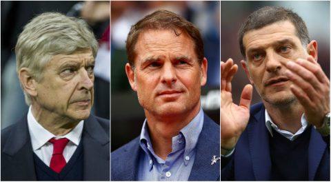 Những HLV sắp mất ghế tại Ngoại hạng Anh: Wenger chẳng còn được ủng hộ
