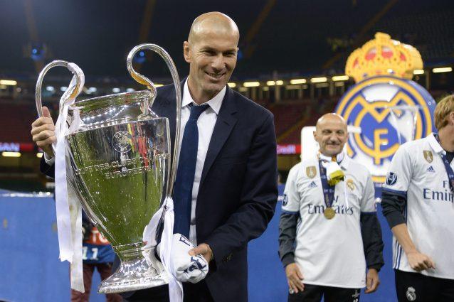 Thành công ngoài mong đợi, Zidane được Real thưởng nóng