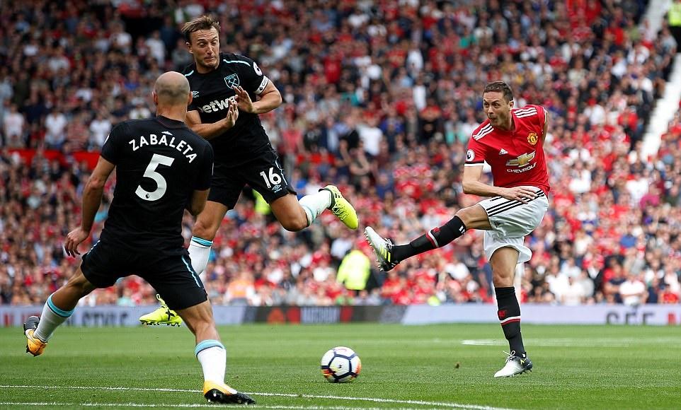 Chấm điểm Man Utd 4-0 West Ham: Matic giá 40 triệu bảng là quá rẻ