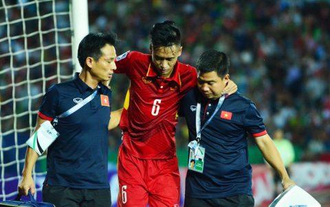 Minh Tuấn nghỉ 1 tháng, Than Quảng Ninh lo sốt vó trong cuộc đua vô địch