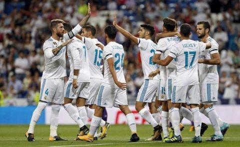 Ghi bàn trong 4 trận liên tiếp nữa, Real sẽ phá kỷ lục 'vô tiền khoáng hậu' đã tồn tại hơn nửa thế kỷ