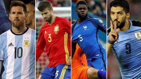 """Barcelona tổn thất nặng nề vì """"virus FIFA"""" sau loạt trận quốc tế"""